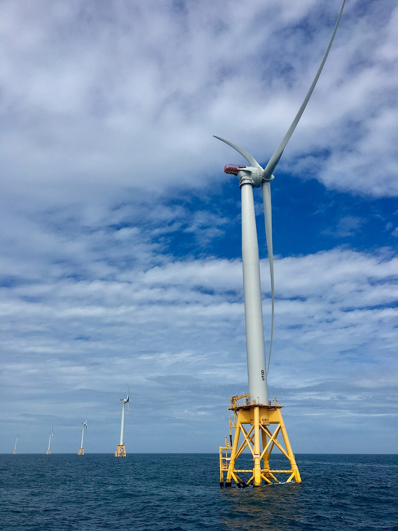 Sustainability + Savings: The Martha's Vineyard Wind Farm